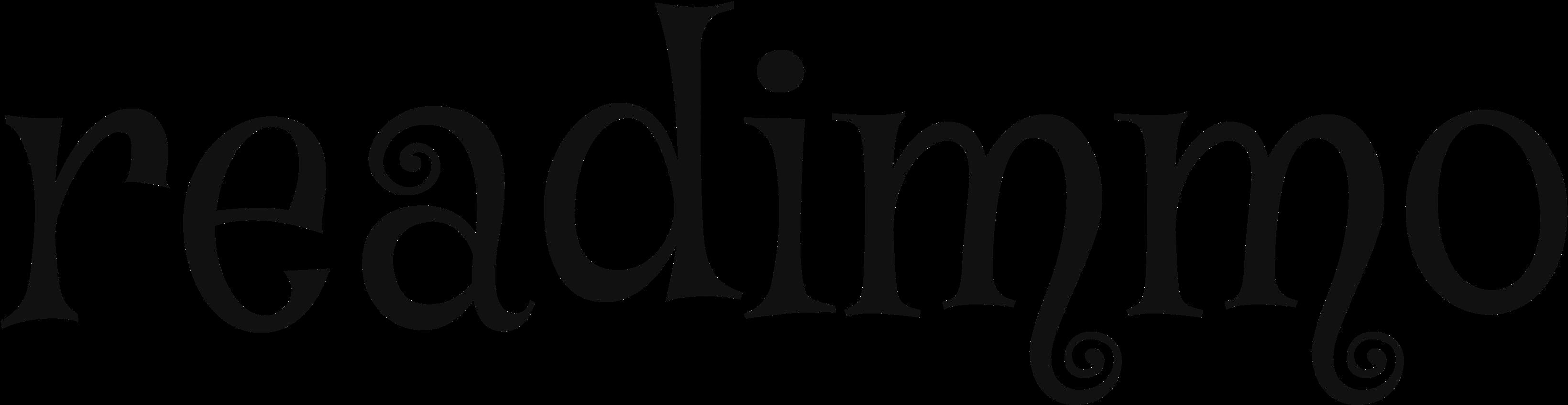 Графичен знак на сайта за киги Рийдимо