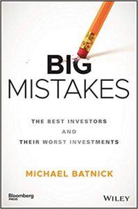 Големите грешки: най-добрите инвеститори и най-лошите им инвестиции