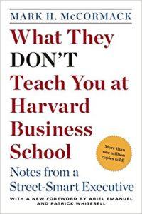 Какво не ти преподават в Harvard Business School