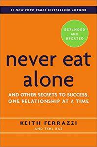 Никога не яж сам