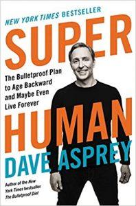 Супер Човек - книга на Дейв Асприй